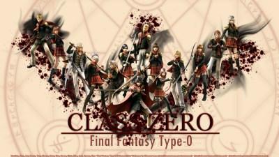 Final Fantasy Type-0 Wallpaper: Class Zero - Minitokyo