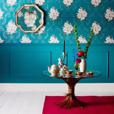 What Comes Around: Wallpaper Is Back In Style (PHOTOS) | realtor.com®