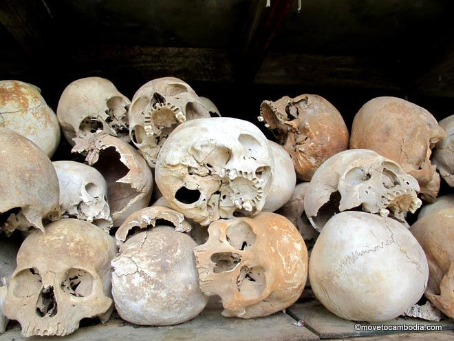 killing fields phnom penh cambodia