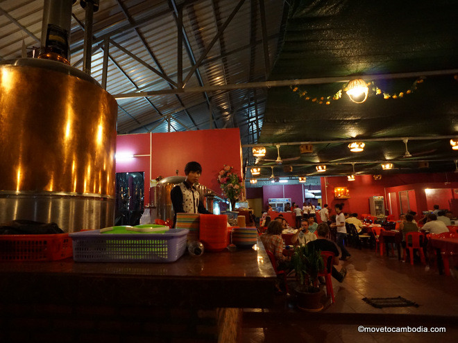Five Men Fresh Beer Brewery Sihanoukville