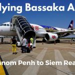 Flying Bassaka Air Phnom Penh Siem Reap