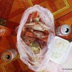 Kep crabs and Cambodia beers