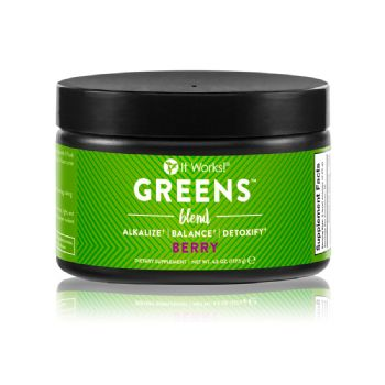 Greens  Berry