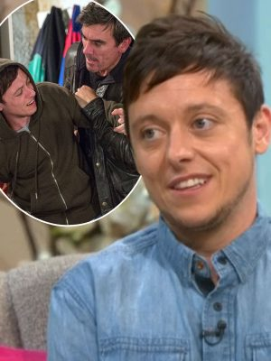 Emmerdale star reveals how he REALLY got the job as Matty Barton     Emmerdale star reveals how he REALLY got the job as Matty Barton   OK   Magazine