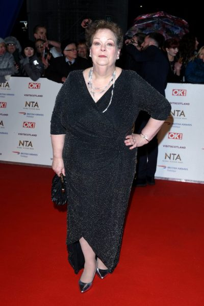 NTAs 2019: Anne Hegerty highlights her impressive weight ...