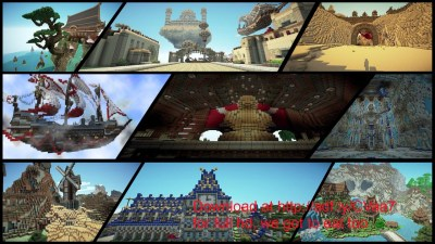 MineCraft desktop wallpaper Minecraft Project
