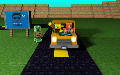 How to make WallPaper Minecraft Blog