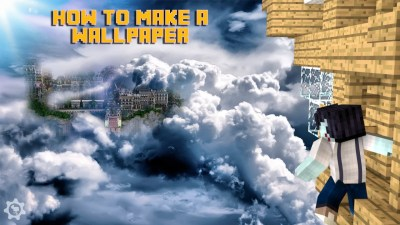 How to make your own wallpaper! Minecraft Blog