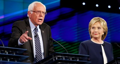 Bernie Sanders claims a debate win, with cash as evidence ...