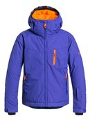 Mission Plus - Snowboard Jacket for Boys - Quiksilver