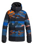Fiction - Snowboard Jacket for Boys - Quiksilver