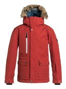 Selector - Snowboard Jacket for Boys - Quiksilver
