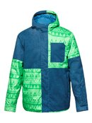 Reyn 10K - Snowboard jacket for Men - Quiksilver