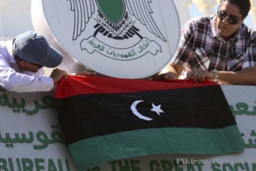 Bendera Libya