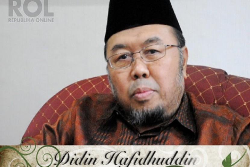 Didin Hafidhuddin