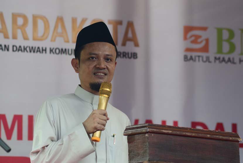 Ketua Umum DPP Hidayatullah Ustadz Nashirul Haq MA.