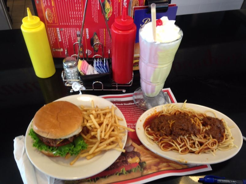 Large Of Steak And Shake Menu