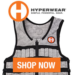 HyperWear Weighted Vests