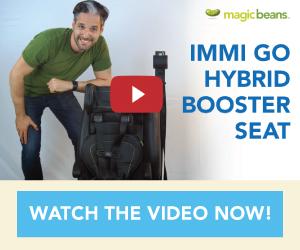 immi go hybrid car seat booster 2016