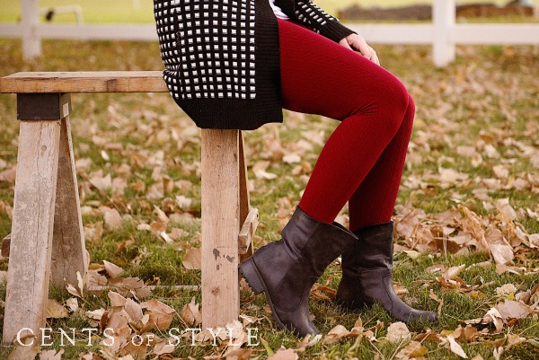 IMAGE: Fashion Friday- Boot & Legging Combo- $29.95 & FREE SHIPPING w/ Code COMBO