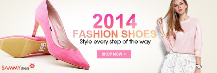 UP to 42% OFF for Latest Fashion Shoes at sammydress.com! Style Every Step of the Way!
