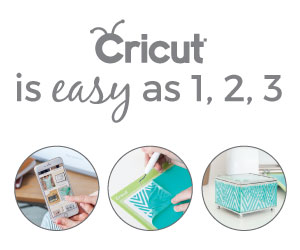 Cricut is Easy as 123