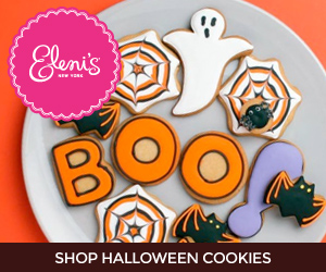 Shop Halloween cookies at Eleni's New York