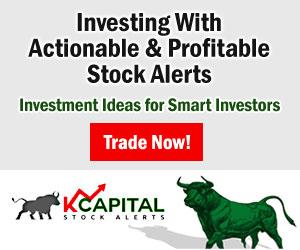 K Capital Stock Alerts