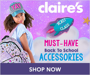Claire's Black Friday