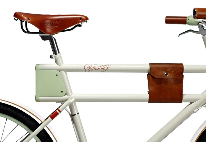 Faraday Bicycles :: via Inspirez
