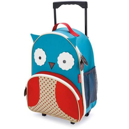 Medium Of Kids Rolling Luggage