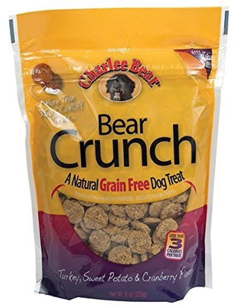 Corner Charlee Charlee Bear Bear Crunch Grain Free Dog Treats Charlee Bear Bear Crunch Gf Dog Treats Potato Grain Free Dog Treats Large Dogs Grain Free Dog Treats Pet bark post Grain Free Dog Treats