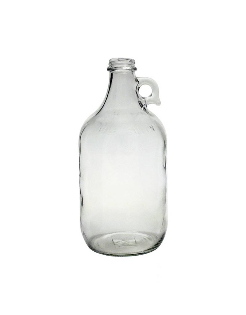Large Of 1 Gallon Glass Jar