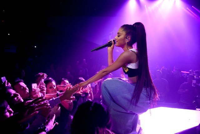 Watch Ariana Grande s Manchester Benefit Concert in Full   SPIN Watch Ariana Grande s Manchester Benefit Concert in Full