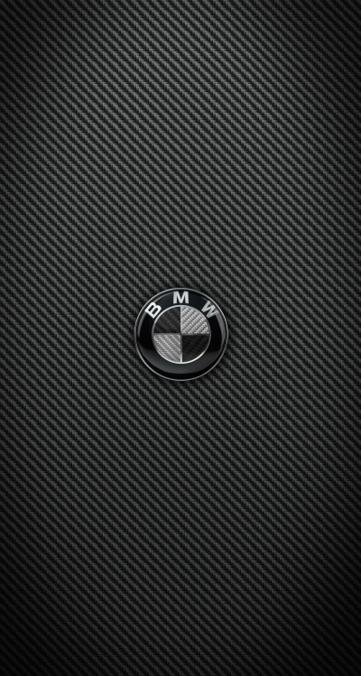 Carbon Fiber BMW and M Power iPhone wallpapers for iPhone 6 Plus parallax effect — Ken Loh