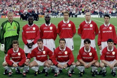 Man Utd legends squad confirmed ahead of Bayern Munich treble reunion match