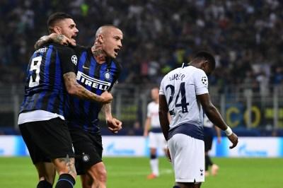 Inter Milan vs Tottenham RESULT: UEFA Champions League 2018/19 football LIVE as it happened at ...