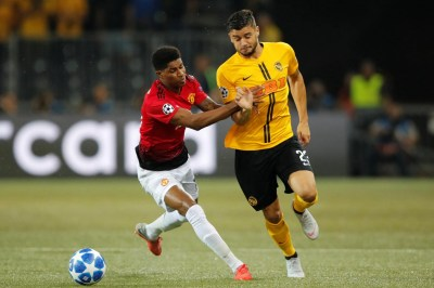 Young Boys vs Man United RESULT, LIVE stream online: UEFA Champions League 2018/19 football as ...