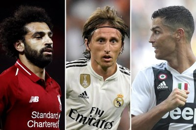 FIFA Best Awards 2018: Nominees, TV channel, start time, live stream and winners revealed in ...