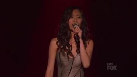 "Jessica Sanchez - ""I Have Nothing"""