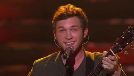 "Phillip Phillips - ""Home"""