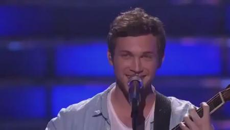 "Phillip Phillips - ""Stand By Me"""