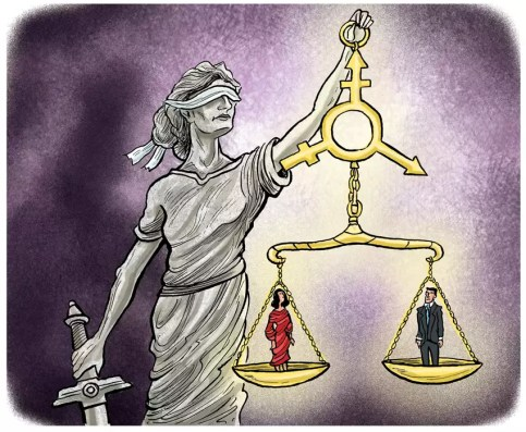 Make laws gender neutral: Men too can become victims of sexual offences as  well as false accusations