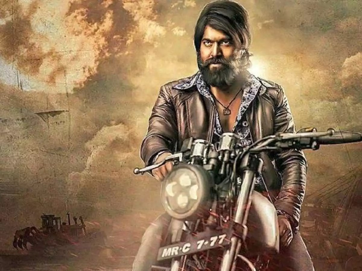 'KGF' box office collection Day 9: The Yash starrer collects Rs 1.5 crore on Saturday | Hindi ...