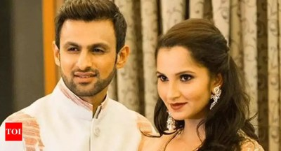 Sania Mirza, Shoaib Malik blessed with a baby boy | Off the field News - Times of India