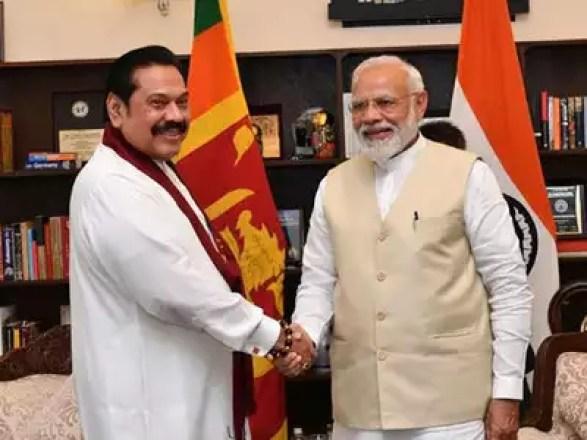 Image result for sri lanka pm in india