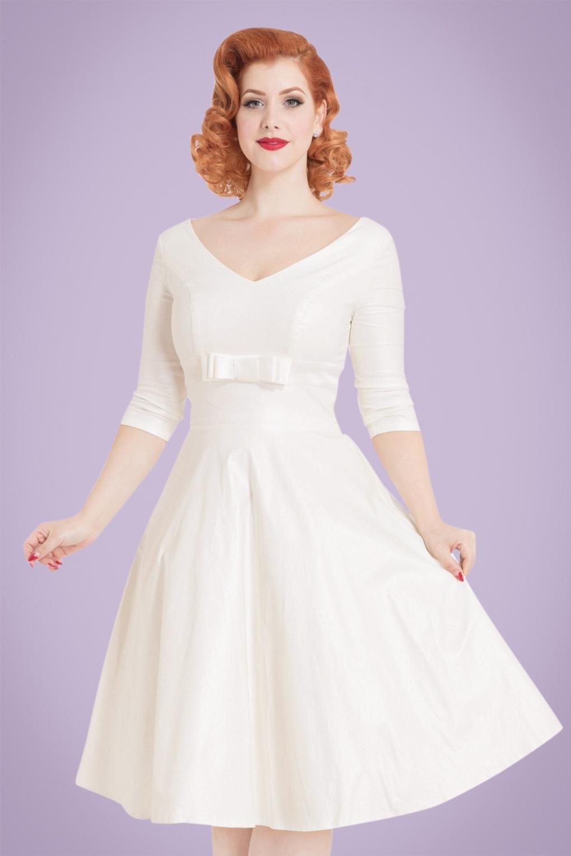 50s style long wedding dress 50s wedding dress 50 s style long wedding dress