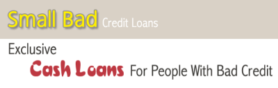 Get Some instant Money For Small purposes   Small Bad Credit Loans