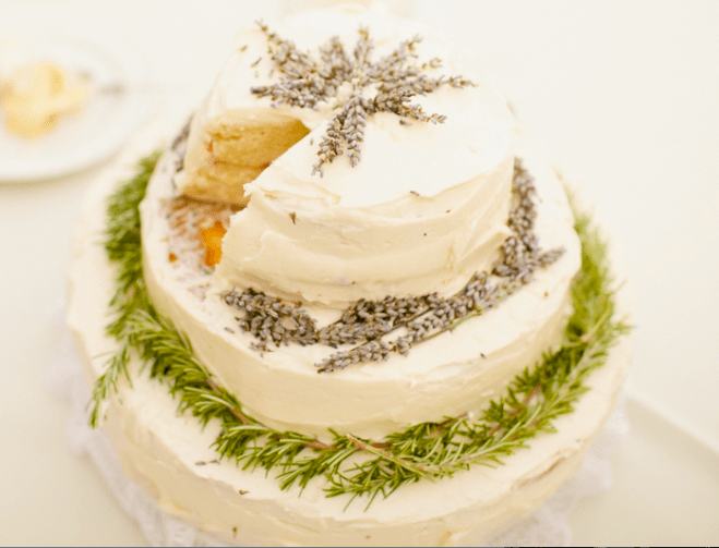 Paleo Wedding Cake