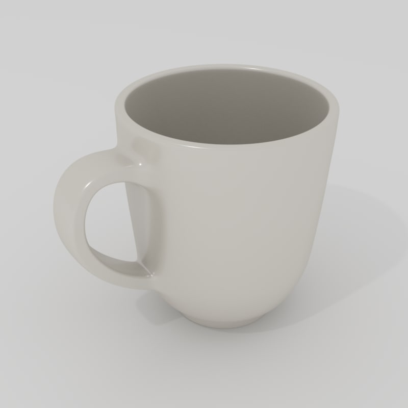 Creative Coffee Mug Model Coffee Mug Model Turbosquid 3d Cat Coffee Mugs Tasmanian Devil 3d Coffee Mug furniture 3d Coffee Mug